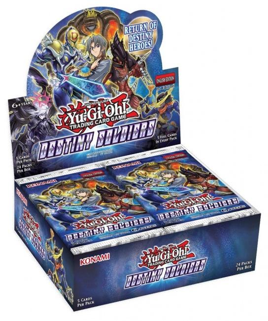 Destiny Soldiers Box c/24