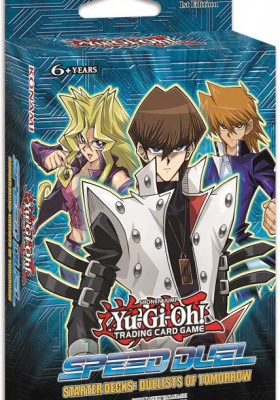 Duelists of Tomorrow