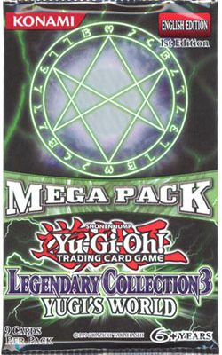 Legendary Collection 3 Yugi's World