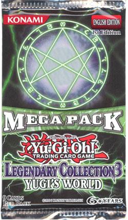 Legendary Collection 3 Yugi's World