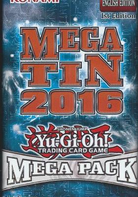 Mega Tins 2016
