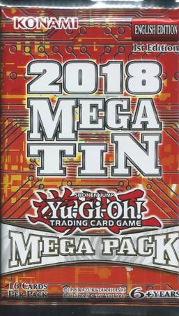 Mega Tins 2018