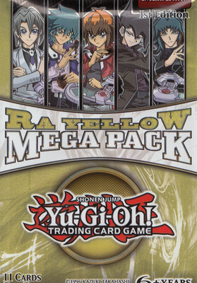 Ra Yellow Mega Pack