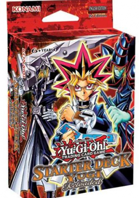 Starter Deck: Yugi Reloaded