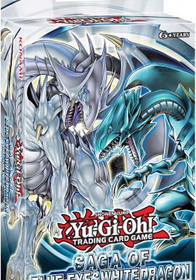Structure Deck: Saga of Blue-Eyes White Dragon