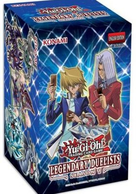 Legendary Duelists Season 1